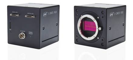 New SW-4000T-MCL Line Scan Camera Comes with Three CMOS Imagers