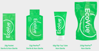 New EcoVue Ultrasound Gel is Produced from 99 Percent Naturally Fermented Ingredients