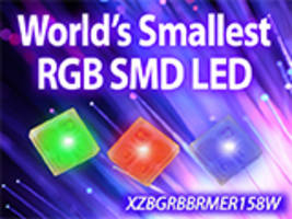 Latest RGB SMD LED Offers a Viewing Angle of 140 Degrees