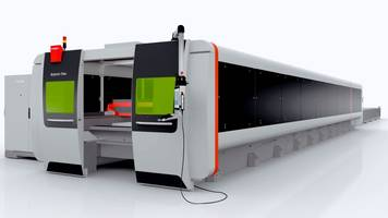 New BySprint Fiber Laser Cutting System Increases Productivity and Diversity of Cutting Applications