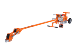 Latest Cannon 6K Wire Puller Offers a Capacity of up to 6,000 lb