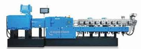 New ZSK 58 MC18 Twin Screw Extruder Delivers Improved Throughput Rates