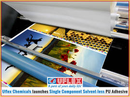 New FLEXBON OC512 PU Adhesive is Suitable on Solvent-Less Laminating Machines