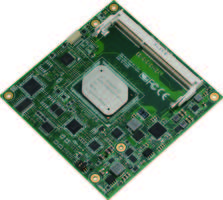 New COM-APLC6 Module is Embedded with Intel Atom E3900 Series Processor
