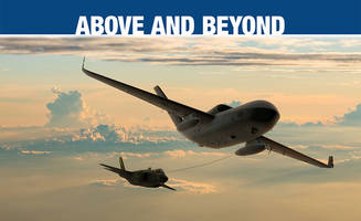 GA-ASI Maximizing Fuel Capacity for MQ-25