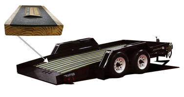 Felling Trailers, Inc. Adds Blackwood Decking to its Offerings