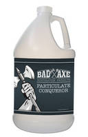 Bad Axe Products is Proud to Introduce Particulate Conqueror