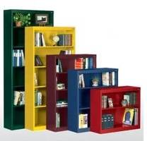 New Industrial Bookcases Come with 200 lb Capacity
