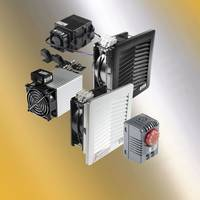 New Line of Thermal Accessories from Weigmann are Designed for Enclosed Electrical Equipment