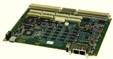 Abaco Systems is Trusted with Providing Single Board Computers for Critical Aircraft Carrier Program