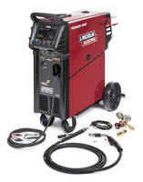 New POWER MIG 260 Welding System Comes with Ready.Set.Weld Feature
