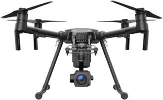 New DJI M200 Series Drone Offers Structurally-Detailed Thermal Imagery