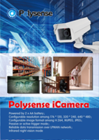 New WxS 8800 Series Camera Provide Image Formats of H264/MJPEG/JPEG