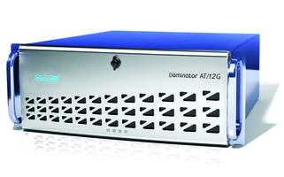 New Dominator Replay Server is Equipped with 12 Universal 12G / 3G / HD / SD Video Interfaces