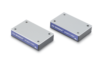 New Quarter Brick DC-DC Converters Come with 3000 VAC Reinforced I/O Insulation