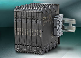 New ProSense SC6 Series Signal Conditioners are Compliant to UL and FM Standards