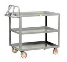New Little Giant Carts Feature Heavy Gauge Steel Construction