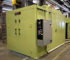 Wisconsin Oven Ships Aluminum Aging Ovens to an Automotive Parts Manufacturer