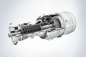 Latest SGT-800 Gas Turbines Deliver 3.5 Percent More Efficiency Than Simple Cycle Gas Turbines