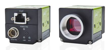 New Spark Series Area Scan Cameras Come with Standard GigE Vision Interface