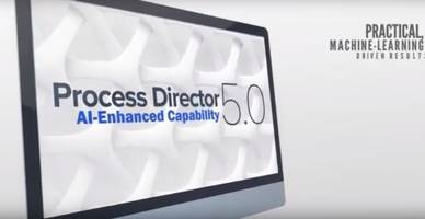 New Process Director 5.0 Software Now Comes with Proactive Application Behaviors