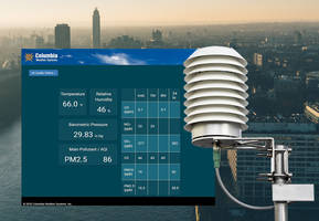 New Orion Air Quality Monitors Can Be Used in Micro-Climates with Complex Terrains and Urban Areas