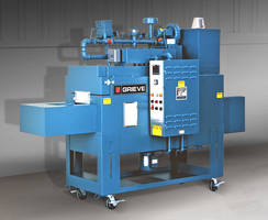 New Belt Conveyor Oven is Equipped with 250 CFM, 1/3-HP Recirculating Blower