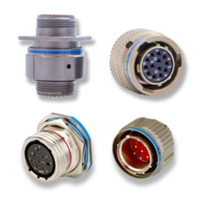 New Subminiature Circular Connectors Come with 100 Percent Scoop-Proof Design