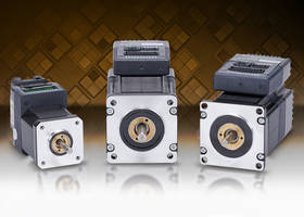 New SureStep Stepper Motors are Equipped with Internal Indexer