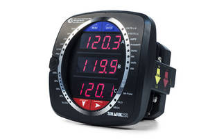 New Shark 250 Power Meter Comes with Customizable Cyber Secured Encrypted Configuration