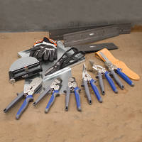 Klein Tools® Offers a Complete Line of Duct and Sheet Metal Tools Perfect for HVAC Professionals