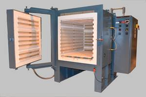 Electric Box Furnaces for General Heat Treating at an Equipment Manufacturing Facility