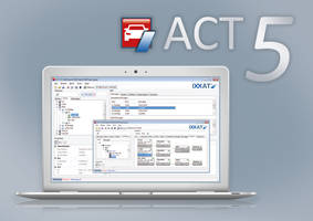 New IXXAT ACT 5 Automotive Configuration Tool Features Signal Manipulation Functions