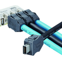 New Hirose ix Series I/O Connectors Deliver Data Rates of up to 10 Gbps