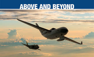GA-ASI Completes Testing of Arresting Hook and HDD for MQ-25