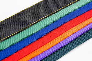New High-Performance Webbing Offers Limited Elongation