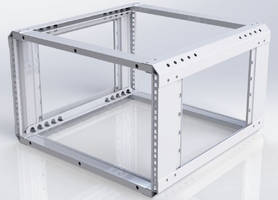 New CV2 Extruded Aluminum Chassis Comes with Stainless Steel Fixings