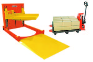 New P4 Roll-On Leveler Offers a Capacity of 2500 lbs