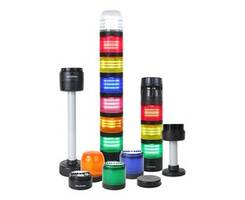 New Tower Light System Accommodates up to Seven Modules in the Same Stack