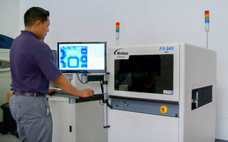 New Automated Coating Inspection Line from Nordson Asymtek Allows for More Quality Control