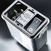 Power Entry Module Now Features Screw and Snap Mounting Options