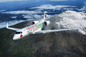 Latest Gulfstream G550 Medevac Aircraft Offers 360-Degree In-Flight Patient Access
