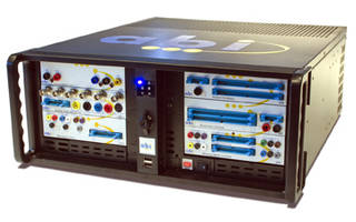 New ABI BoardMaster-RM Universal PCB Test System Comes with Pre-Installed SYSTEM 8 Software