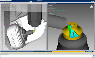 New VERICUT 8.2 CNC Simulation Software Comes with NC Toolpath and Process Optimization