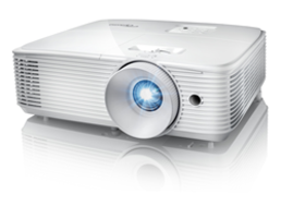 New Optoma Projectors Offer a Contrast Ratio of 22,000:1