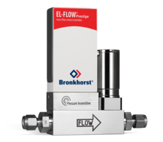 New EL-FLOW Prestige Mass Flow Controllers Come with Gas Database