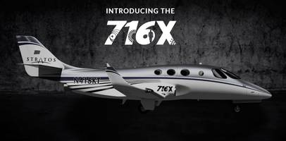 New Stratos 716 PoC Aircraft Features Fully Automated Pressurization System