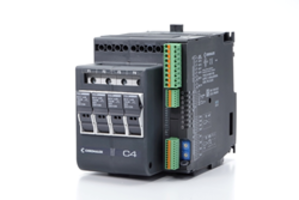 New Chromalox C4 and C4-IR SCR Controllers Feature On-Board Fieldbus Communications