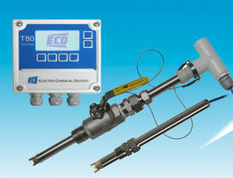 New ECD S80-T80 Cyanide Analyzer Monitoring System Offers a 0.2 ppm to 260 ppm Measuring Range