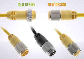 Latest MIN Size III Cordsets are Suitable for Use in Harsh Environments